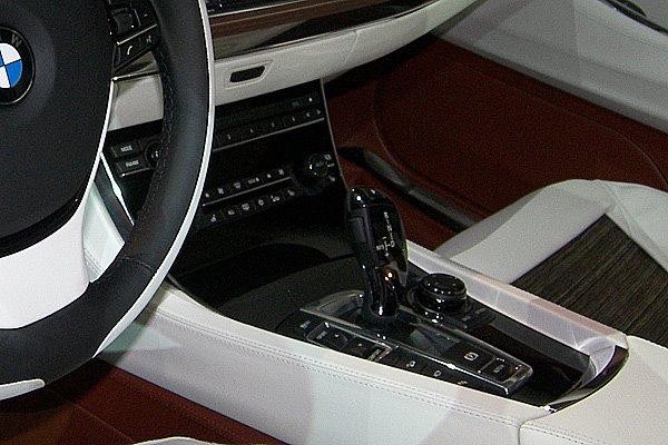 Bmw 5 Series Gt. BMW PAS Σειρά 5 GT